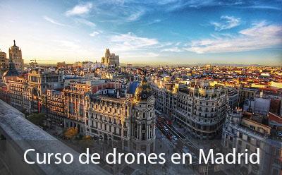curso de drones en madrid