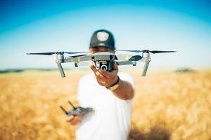 salidas profesionales para piloto de drones